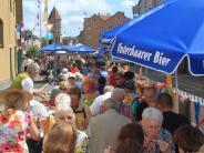 Augsburg: Jakober Kirchweih beginnt mit Verkehrsbehinderungen