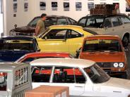 Augsburg: Familientag im Mazda-Museum