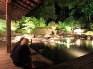 Augsburg: Beleuchtungsabend im Botanischen Garten