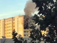 Berlin: Mann stirbt nach Sprung aus brennendem Hochhaus