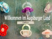 Babys im August 2017: Willkommen im Augsburger Land