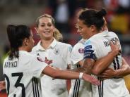 EM 2017: DFB-Elf mit zwei Elfmeter-Toren gegen Russland ins EM-Viertelfinale