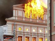 Dillingen: Nach dem Rathaus-Brand blutet Dillingern das Herz