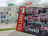 FC Augsburg: Bezahlkarte beim FC Augsburg: So kommen Fans an ihr Geld