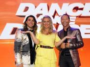 """Dance Dance Dance"": ""Dance Dance Dance"": Jury und die Kandidaten"