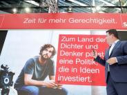 Bundestagswahl 2017: So soll die SPD-Kampagne für die Bundestagswahl 2017 aussehen