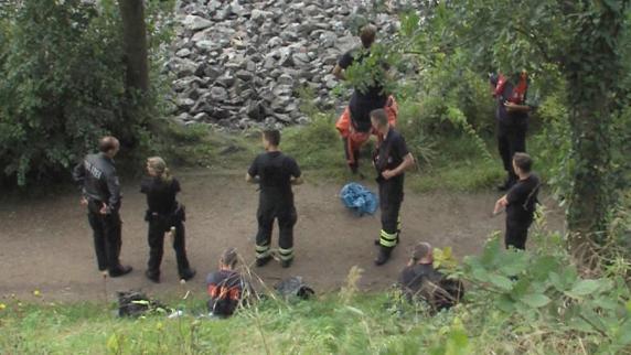 Leichenteil am Elbstrand gefunden - Polizei geht von Tötung aus