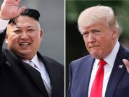 Nordkorea-Krise: Wo bleibt Europa zwischen Trump und Kim?