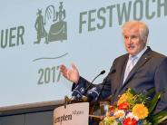 Kempten: Allgäuer Festwoche in Kempten eröffnet