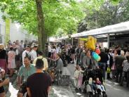Region Augsburg: Allgäuer Festwoche, American Football, Partys - die Bilder vom Wochenende