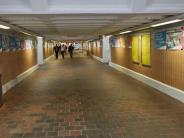 Bahnhofsumbau: Tschüss Bahnhofstunnel! Seit Montagnacht ist die Röhre Geschichte