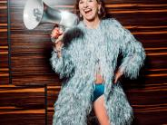 """Promi BB"" 2017: ""Promi Big Brother"" 2017: Claudia Obert turtelt mit Willi Herren"