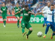 FC Augsburg: Einzelkritik: Vor allem Neuzugänge enttäuschen gegen Magdeburg