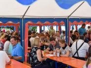 Bildergalerie: Schwabegger Dorffest am Sportplatz