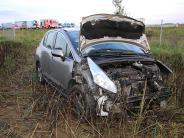 A8: Nach Unfall: A8 zwischen Zusmarshausen und Burgau wieder frei