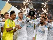 Spanien: Real Madrid gewinnt mit Kroos Supercup gegen FC Barcelona
