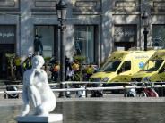 Terror in Barcelona: Lieferwagen rast in Menschenmenge