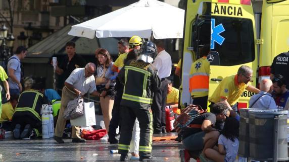 Anschlag in Barcelona: Polizei erschießt mutmaßliche Terroristen südlich von Barcelona