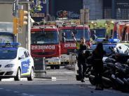 Barcelona: Anschlag in Barcelona: Was wir wissen, was nicht