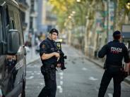 Anschlag in Barcelona: Dritte Festnahme nach Terroranschlag in Barcelona