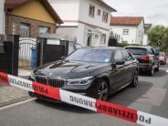 Hessen: Vater bringt Kind zum Auto und wird erschossen: Täter flüchtig