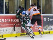Eishockey: Sieg gegen Wolfsburg: Panther schenken keinen Zentimeter her
