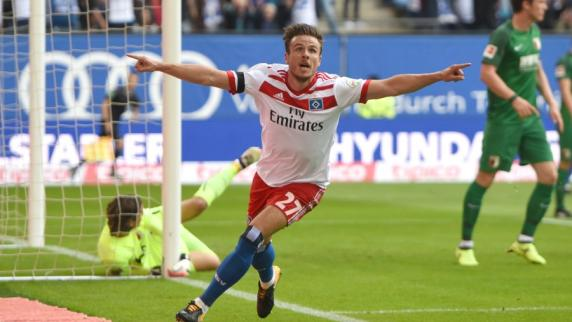 Torschütze Müller verletzt sich beim Jubeln