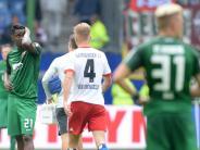 """FC Augsburg: Stimmen zum Spiel: """"Wir sind verärgert über das Ergebnis"""""""