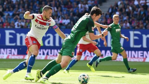FC Augsburg: Gregoritschs unnötige Schauspieleinlage