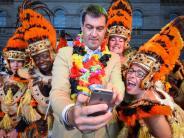 Bundestagswahl 2017: Bayerische Politik setzt im Wahlkampf vor allem auf Facebook