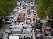 Statistik: Zwei Drittel fahren mit dem Auto zur Arbeit