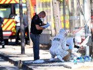 Marseille: Fahrzeug rast in Haltestellen in Marseille - eine Tote, ein Verletzter