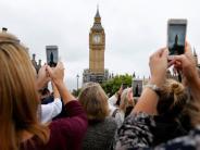 Glockenturm in London: Big Ben wird saniert - und jahrelang verstummen