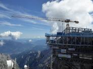 Zugspitze: Willkommen auf Deutschlands höchster Baustelle