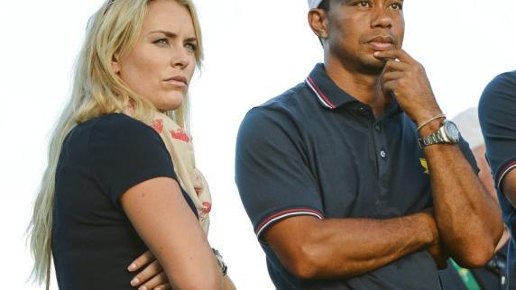 Hacker stahlen Nacktfotos von Lindsey Vonn und Tiger Woods