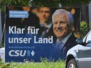 Asyl: Horst Seehofer will Flüchtlinge notfalls an deutscher Grenze stoppen