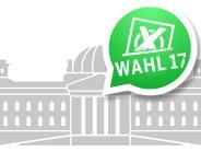In eigener Sache: Bundestagswahl 2017: Stellt uns Eure Fragen am Wahltag per Whatsapp