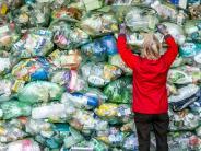 Umweltschutz: Bericht: Deutsche verursachen zu viel Plastikmüll