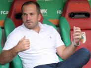 FC Augsburg: Manuel Baum enttäuscht die Ergänzungsspieler