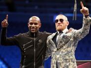 Kommentar: Mayweather gegen McGregor: Die Show hat den Sport überholt