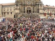 Tourismus: Von wegen Einsamkeit: Auf dem Jakobsweg herrscht Pilgerstau