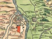 Rätselhafte Orte: Lechbrücke bei Hochzoll: Wo sich Bayern und Schwaben zankten