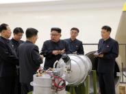 Nordkorea: Nordkorea meldet erfolgreichen Test von Wasserstoffbombe
