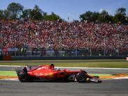 Formel 1: Vettel verliert WM-Führung - Hamilton-Sieg im Ferrari-Mekka