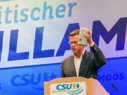 Niederbayern: Wahlkampf am Gillamoos: Ist Guttenberg wirklich unverzichtbar?