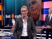 Kommentar: Alice Weidel war verdächtig gut auf ihren TV-Abgang vorbereitet
