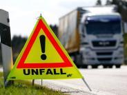 Verkehr: 745 Tote bei Unfällen mit Lkw: ADAC fordert bessere Assistenzsysteme