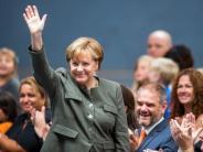 Bundestagswahl: Parken, Plätze, Programm: Alle Infos zum Merkel-Auftritt in Augsburg