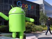 Abgaben: Google & Co sollen mehr Steuern zahlen