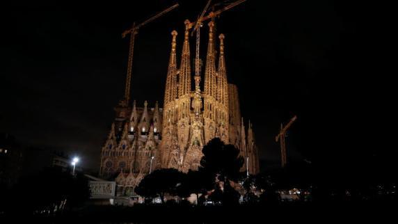 Sagrada Familia gesperrt - Polizei gibt Entwarnung